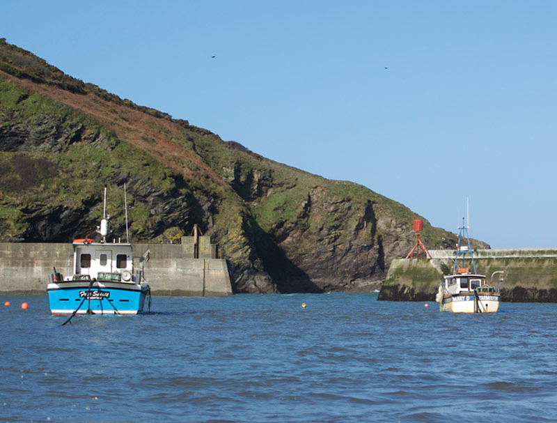 port_isaac_boats_sea